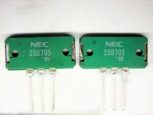 "2SB705 ""Original"" NEC Transistor 1  pc"