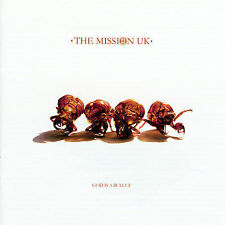 God Is a Bullet Mission U.K. MUSIC CD