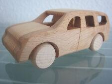 UNIKAT Truck Geländewagen Modellauto Auto NEU Holz