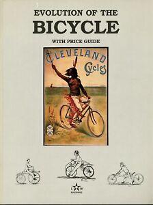 Antique Vintage Bicycles - History Development Makes Models / Book + Values
