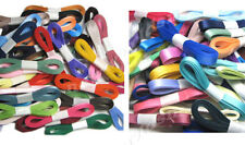 Solid Double-Sided Satin Ribbons & Ribboncraft