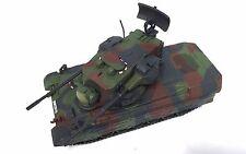 Flakpanzer Gepard MILITARY VEHICLE 1:72 SCALE - ARMY DIECAST TANK PANZER GUN -20