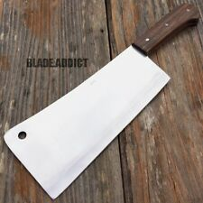 "15.5"" Stainless Steel Heavy Duty Meat Cleaver Chef Knife Butcher Chopper MC-10"
