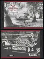 150th ANNIVERSARY MURRAY RIVER SHIPPING PRESTIGE STAMP BOOKLET 2003 - MINT