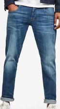 G Star Raw Radar Straight Tapered Jeans Mens Size UK 30W 34L Blue *Ref117