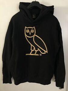 Octobers Very Own OVO OG Owl Hoodie Size Large