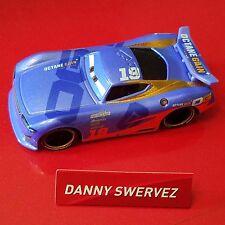 Disney Pixar World of Cars Cars 3 Daniel Danny Swervez Octane Gain 1:55 Loose