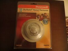 Honeywell CT87B Non- Programmable Thermostat New The Round Manual New in Pkg.