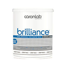 Caron Caronlab BRILLIANCE XXX Soft STRIP WAX Depilatory - 800g TUB