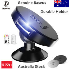 Baseus Universal 360 Rotating Magnetic Car Mount holder For IPhone X 8 7 Samsung