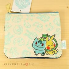 POKEMON LOVE ITS' DEMO Pocket Tissue Pouch Case Grass Pokemon Whimsicott Shaymin