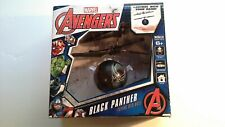 New Marvel Avengers  Black Panther Flying UFO Ball WorldTech 33307