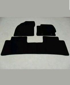 Toyota Prius (3 x Piece) 2009-12 Fully Tailored carpet Car Mats in Black.