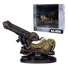"""5"""" SPACE JOCKEY diecast metal ALIEN CINEMACHINES aliens SERIES 1 figure NECA"""