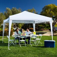Best Choice Products Outdoor Portable Adjustable Instant Pop Up Gazebo Canopy