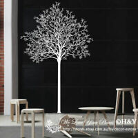 Large Tree Branch Trunk Removable Wall Art Sticker Vinyl Decals Mural Home Decor