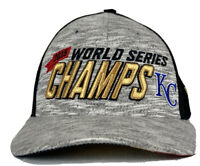 2015 WORLD SERIES CHAMPS KC MENS BASEBALL CAP NEW ERA HAT KANSAS CITY ROYALS