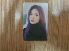 Loona Loonaverse Concert Official Autographed Signed Photocard CHOERRY