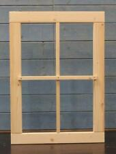 Gartenhausfenster Holzfenster Fenster Carport Gartenhaus EFE Sprossen Plexiglas