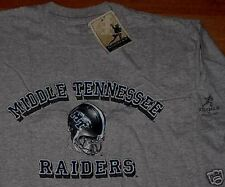 Middle Tennessee State Blue Raiders T-Shirt Large Ncaa