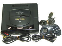 HITACHI HI Saturn Console System MMP-1 SEGA SATURN Import Japan