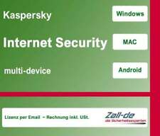 Kaspersky Internet Security 2019 - 3 PC | 1 Jahr | Update/ Email-Versand /ESD
