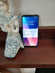 LG V30+ PLUS - Thin Q BLACK SPRINT 128GB SMARTPHONE - MINT condition