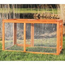Outdoor Chicken or Rabbit Run with Mesh Cover by Trixie