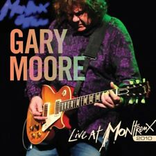 Moore, Gary - Live at Montreux 2010 CD NEU OVP