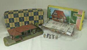 FALLER B-272 H0 Badisches Fachwerkhaus & alte KIBRI Lagerhaus ? Häuser Gebäude