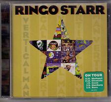 Ringo Starr Beatles  VERTICAL MAN   Mercury 1998  Germany  - near mint - Aufkl.