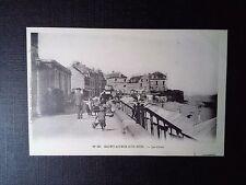 CPA Saint-Aubin sur mer Le catel
