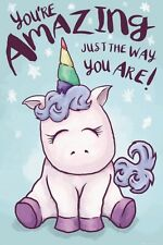 UNICORN - YOU'RE AMAZING POSTER 24x36 - INSPIRATIONAL 34273