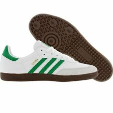 Rare  adidas Originals Men's  Iconic SAMBA OG SNEAKERS  US:11.5 / UK11 GRN LAST1
