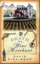 Death of a Wine Merchant (Lord Francis Powerscourt)