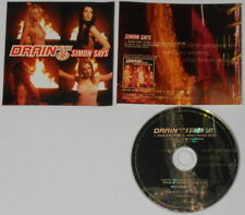 Drain STH  Simon Says - U.S. promo cd