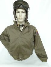 US ARMY Carro Armato Giacca Vintage US Taglia 50 wk2 WWII petroliere Jacket Navy US Car
