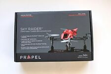 BRAND NEW UNOPENED SET OF PROPEL SKY RAIDER BATTLING QUADROCOPTER DRONE TOYS!