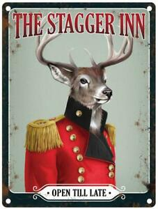 The Stagger Inn Pub Sign (3 sizes - Small / Large and Jumbo)