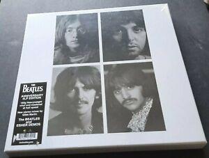 The Beatles with  Esher Demos Anniversary 4-LP Vinyl Box Set - (NEW/SEALED)
