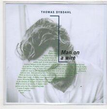 (GQ884) Thomas Dybdahl, Man On A Wire - 2013 DJ CD
