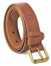 Timberland Womens Casual Leather Belt 30MM Criss Cross