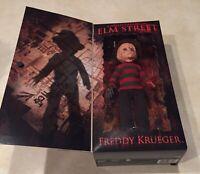 2010 MEZCO Living Dead Dolls: Nightmare On Elm Street - Freddy Krueger /Preowned