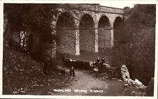 Markland Grips between Creswell & Clowne by R.Sneath. Viaduct.