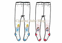 NEW official Disney princess girls tights,Cinderella,Snow White age 3 4 5 6 7 8
