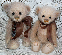 Charlie Bears Minimos MARBLES & TIDDLYWINK Ltd Ed Mohair