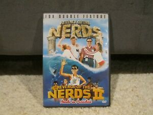 Revenge of the Nerds/ Revenge of the Nerds II: Nerds in Paradise (DVD, 2001)