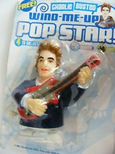 More details for charlie simpson -  busted figure toy shuffler wind up music merchandise band