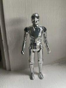 Vintage Star Wars Figure Death Star Droid Near Mint
