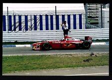 Heinz-Harald Frentzen Foto Original Signiert Formel 1 +G 18637
